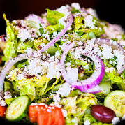 Middle East Salad  (large 8-10 person)